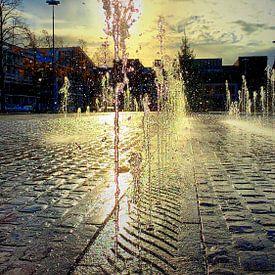 De markt Arnhem van Eric de Haan