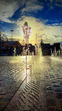 De markt Arnhem
