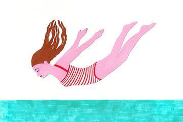 Wagen Sie den Sprung! von Karolina Grenczyk