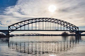 De IJsselbrug van Henrico Fotografie