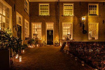 Breda - Begijnhof Candlelight van I Love Breda