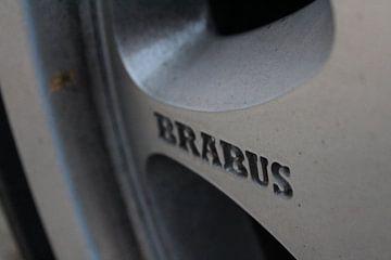 detail foto van een brabus  von
