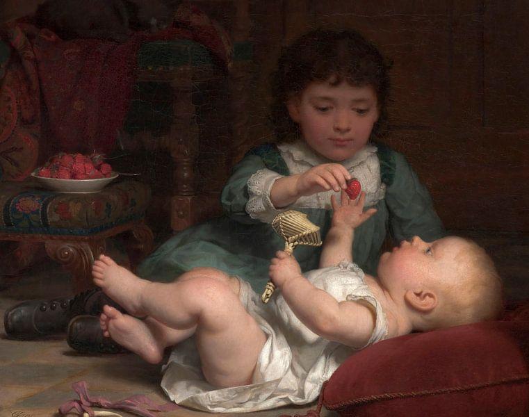 Seymour Joseph Guy-Verleiding van finemasterpiece