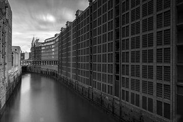 Speicherstadt Hamburg van Andreas Müller