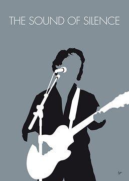 No097 MY PAUL SIMON Minimal Music poster van Chungkong Art