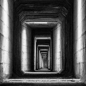 Tunnel von Anjo ten Kate