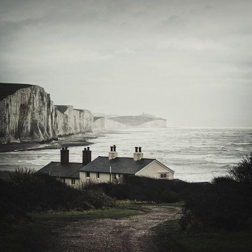 Strandzicht  van