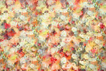 Flowery fields II von Andreas Wemmje