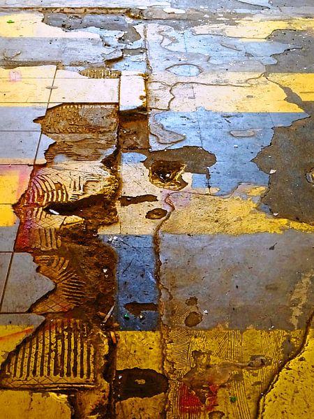 Urban Abstract 264 van MoArt (Maurice Heuts)