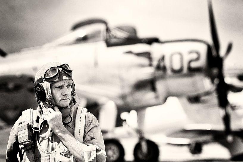 Ready for take off van Martin Boschhuizen