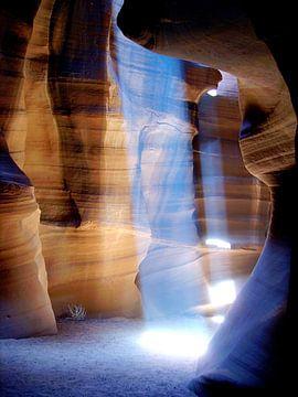Antelope Canyon sur Renate Knapp