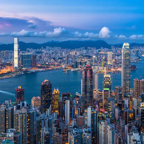 HONG KONG 31 van