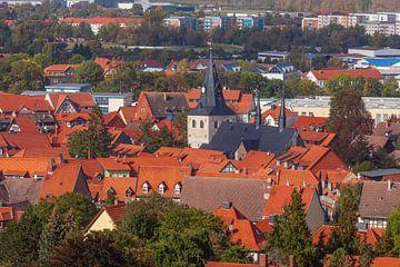 Altstadt,  Wernigerode,  Harz, Sachsen-Anhalt,  Deutschland