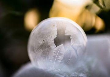 frozen bubble part 9 van Tania Perneel