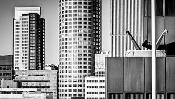 Rotterdam hoogbouw van Govart (Govert van der Heijden)