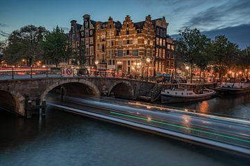 Brouwersgracht, Amsterdam van Reinier Snijders