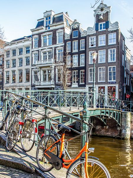 Sint Jansbrug, Amsterdam van Wijbe Visser