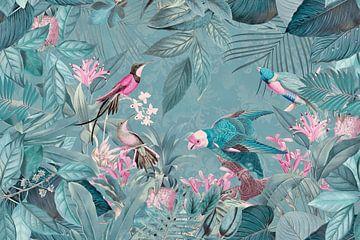 Magisch regenwoud van Andrea Haase