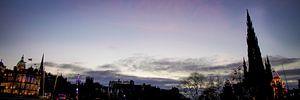 Purple Edinburgh | Panorama