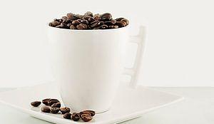 Kopje koffie van