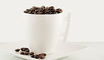 Kopje koffie von Bart Bokslag