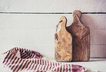 SF 11402255 Planches à découper rustiques sur BeeldigBeeld Food & Lifestyle