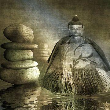 Meditation van Isa Bild