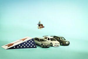 Evel Knievel's oude dag