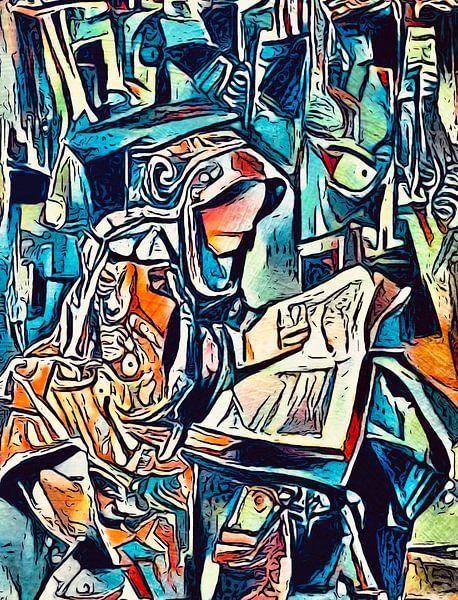 Die Prophetin Hanna von zam art