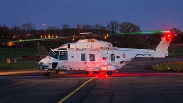 NH90 reddingshelikopter van Kris Christiaens