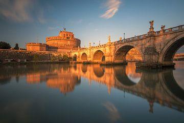 Castel Sant'Angelo - Engelsburg von Robin Oelschlegel