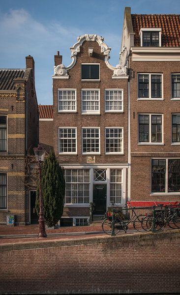 Amsterdam canal house von Onno Feringa