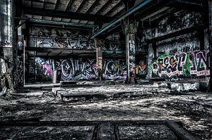 Fabriekshal Hasard