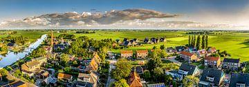 Easterlittens, Panorama van Jaap Terpstra