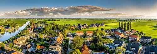 Easterlittens, Panorama