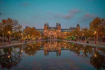 Le Rijksmuseum d'Amsterdam sur Aldo Sanso