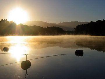 Lake Manapouri van Gert-Jan Siesling
