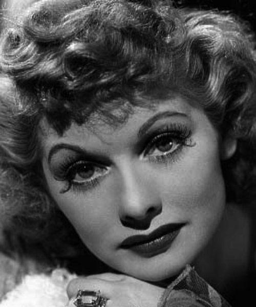 Lucille Ball van Brian Morgan