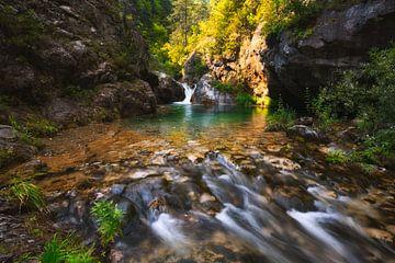 Enipeas Fluss, Olymp von Konstantinos Lagos