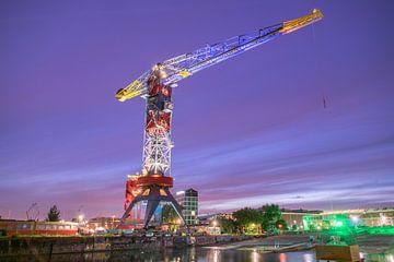 NDSM Crane von Okko Meijer