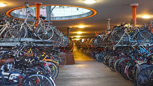 Fietsenstalling Station Groningen