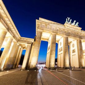 Brandenburger Tor von Frank Herrmann