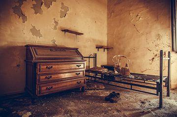 Der letzte Raum von Tamara de Koning