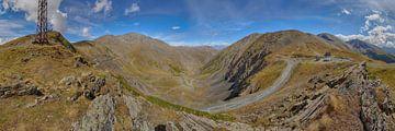 Abano-Pass, Toesjeti, Georgien von Arjan Oosterom