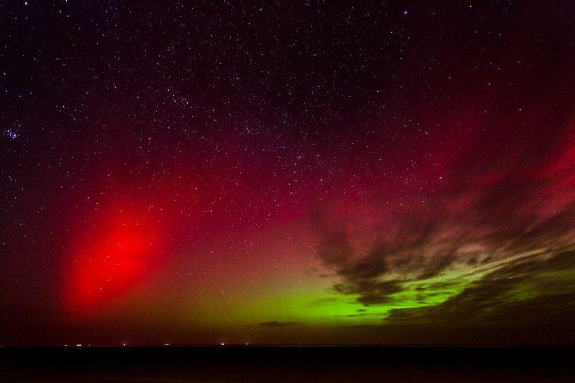 Noorderlicht Terschelling (1) van schylge foto
