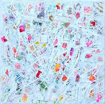 """Moderne Malerei à la Pollock """"Positive Energy"""". von"""