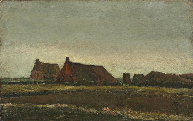 Vincent van Gogh, Hutten van 1000 Schilderijen