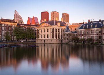 De Hofvijver en het Mauritshuis van Claudio Duarte