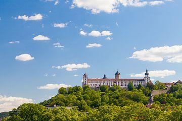 Festung Marienberg in Würzburg von Jan Schuler