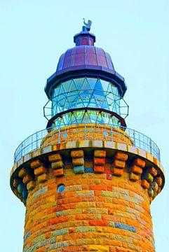 Leuchtturm I von Kirsten Warner